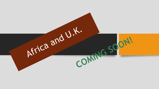HIRED Africa and UK Coming Soon!